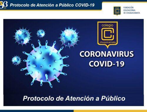 Protocolo de Atención a Público COVID-19