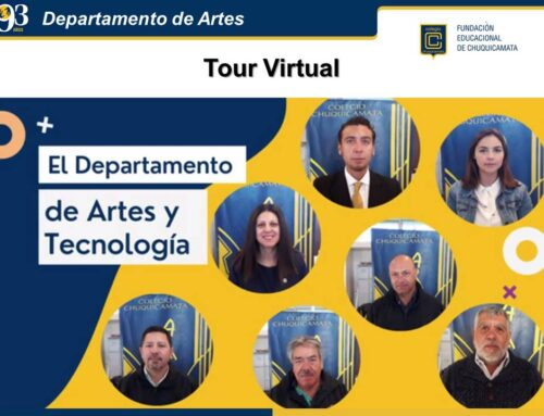 Departamento de Artes – Tour Virtual