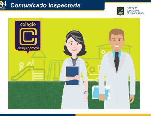 Comunicado Inspectoría